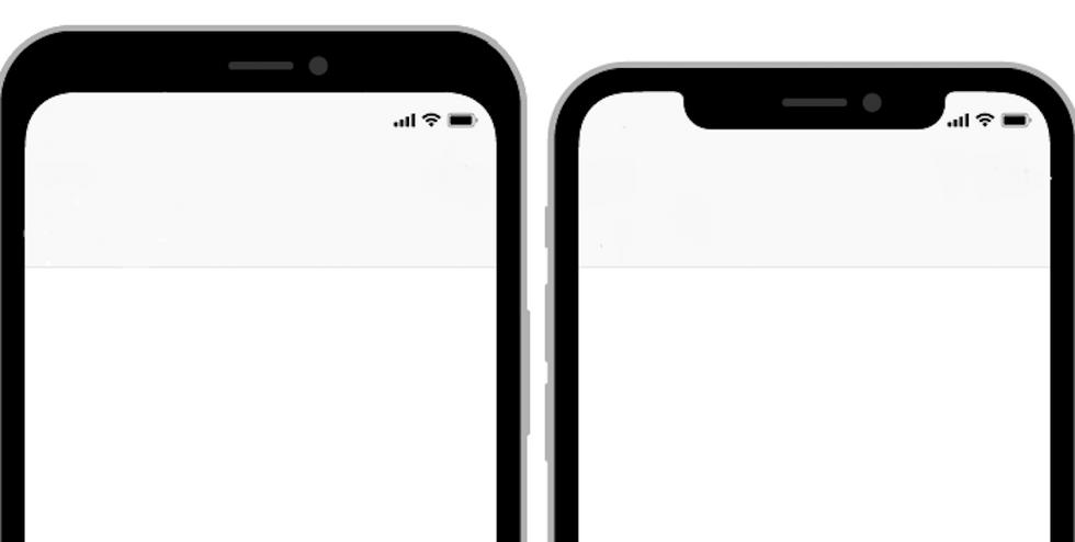 Il notch ha ucciso la creatività degli smartphone