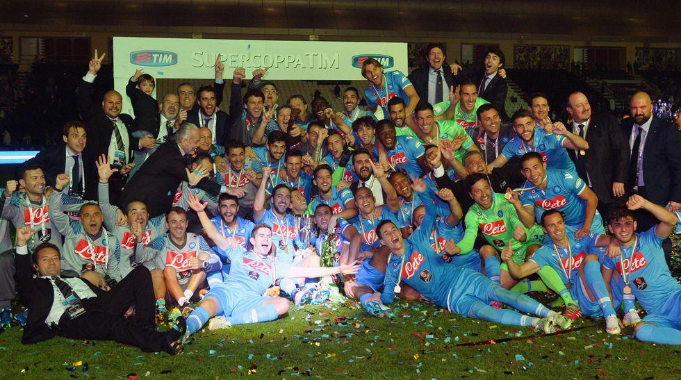 Gioia Napoli, rabbia Juve: le pagelle della Supercoppa