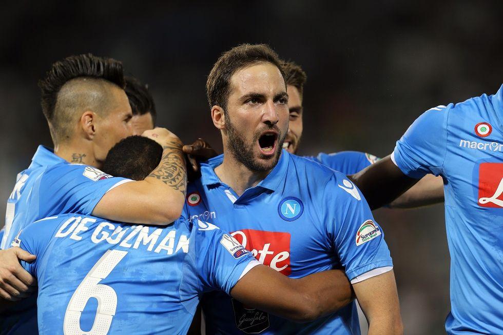 Supercoppa italiana: Napoli batte Juve dal dischetto