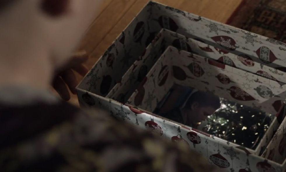 Il Natale con gli occhi di Nolan, Tarantino e altri registi