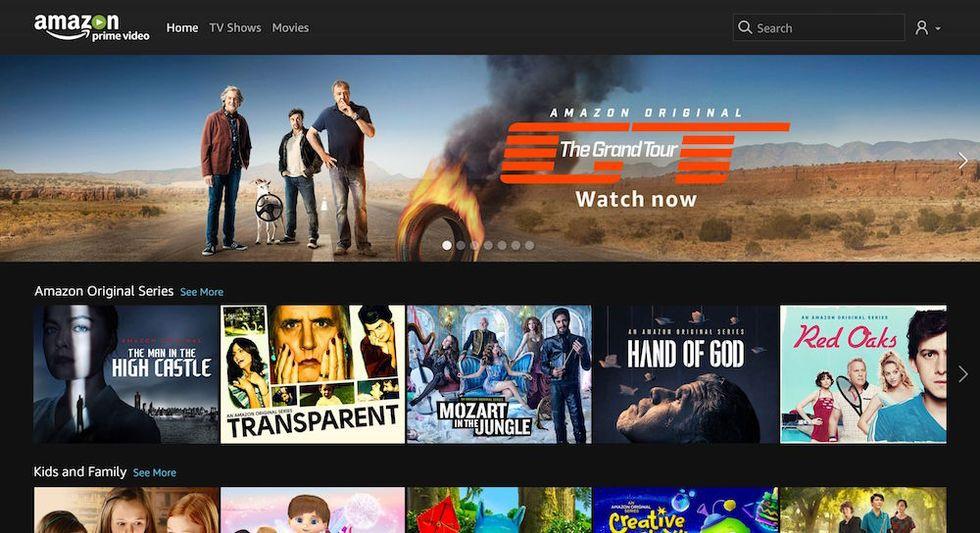 Amazon Prime Video: come funziona lo streaming tv di Amazon