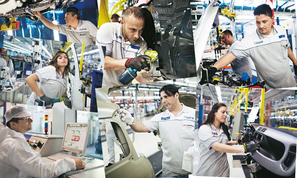 La fabbrica rivoluzionaria