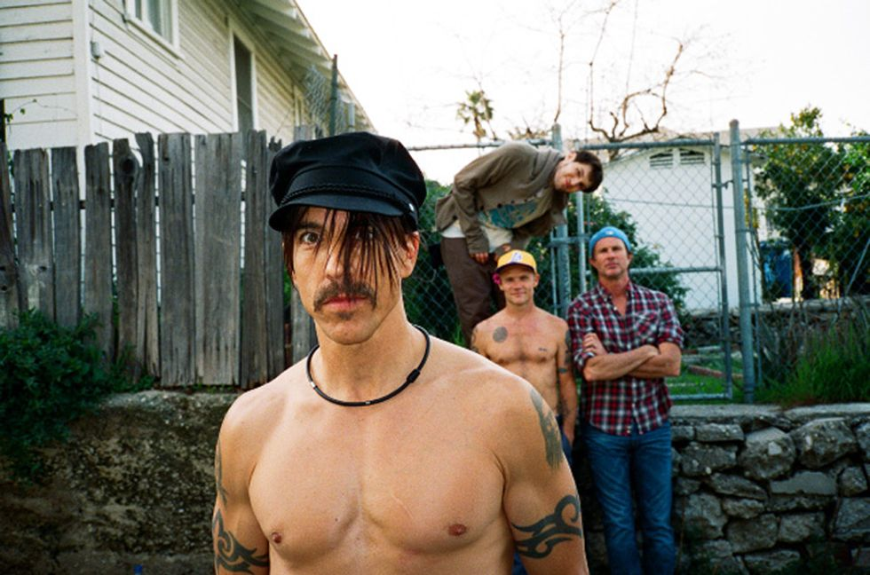 Arriva il piccantissimo sound dei Red Hot Chili Peppers
