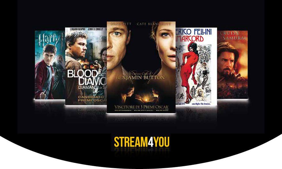 Stream4you: Panorama ti regala un film in streaming!