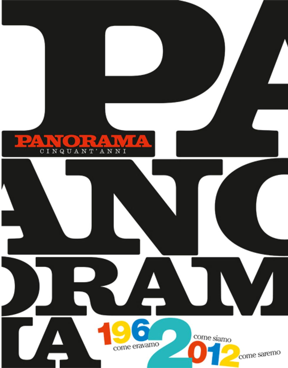 50 anni di Panorama, un'edizione speciale per festeggiarli