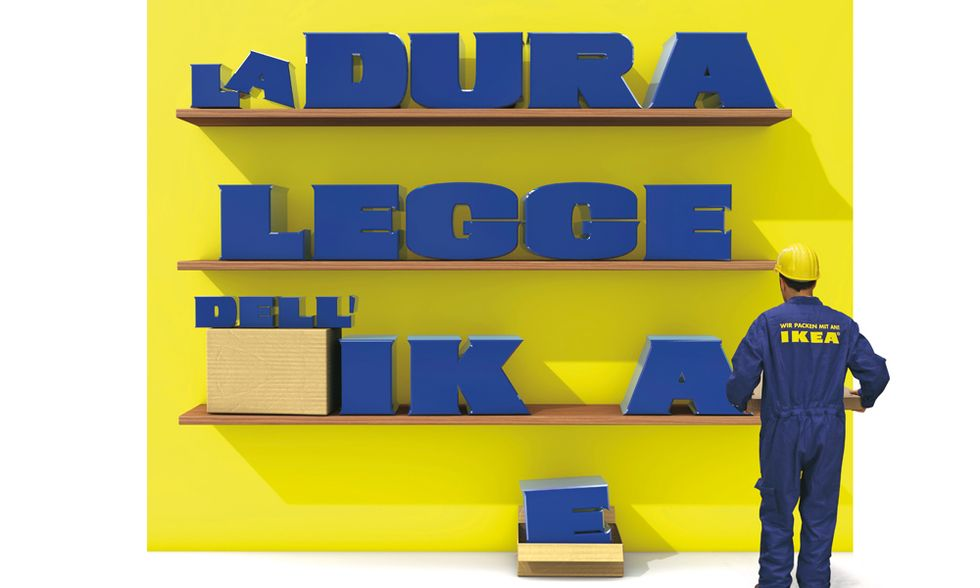 Ma non era una buona Ikea?