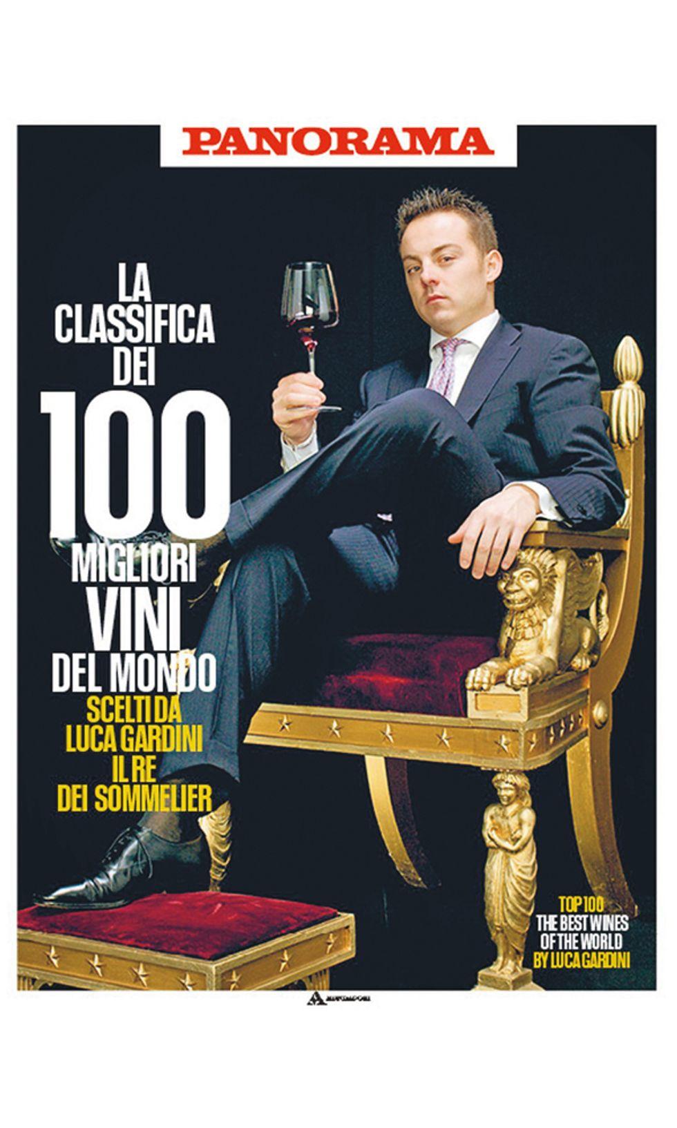 La guida di Panorama ai 100 migliori vini del mondo. Leggila online
