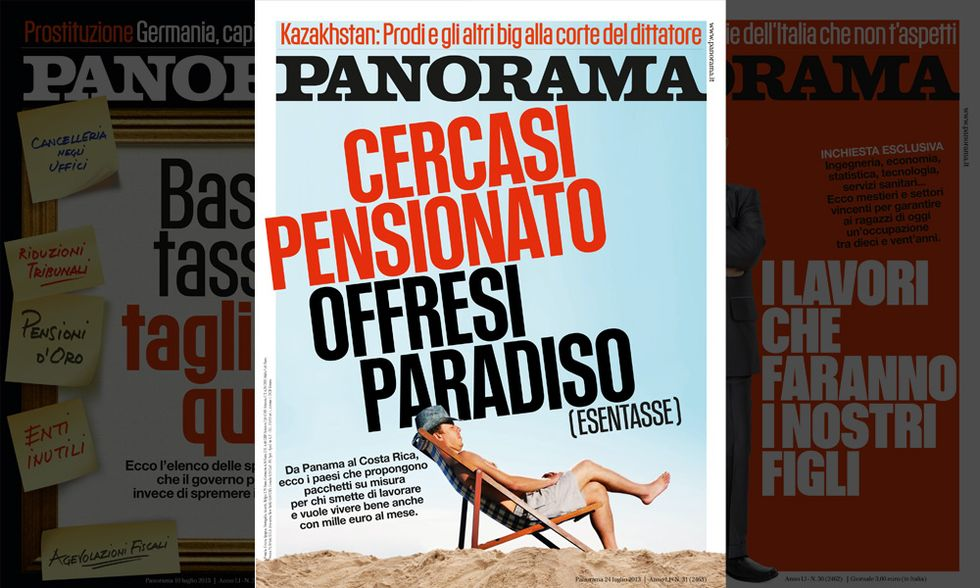 Panorama: quei viaggi di Prodi in Kazakistan