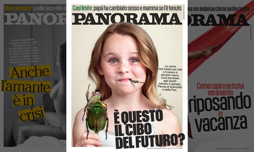 Panorama: L'umanità si nutrirà di insetti?