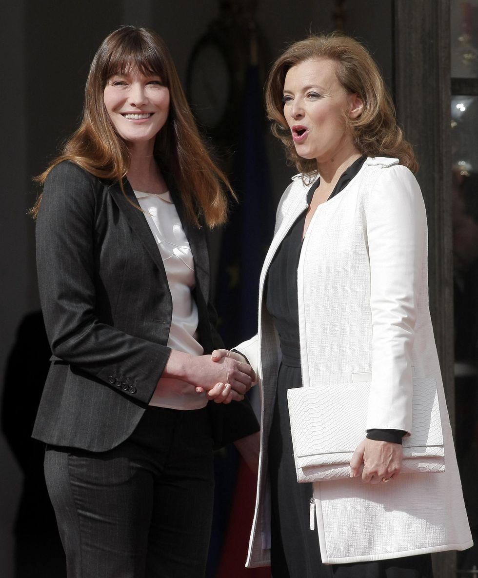 """""""Twittergate"""", ovvero la guerra delle (vecchie e nuove) premier dame"""