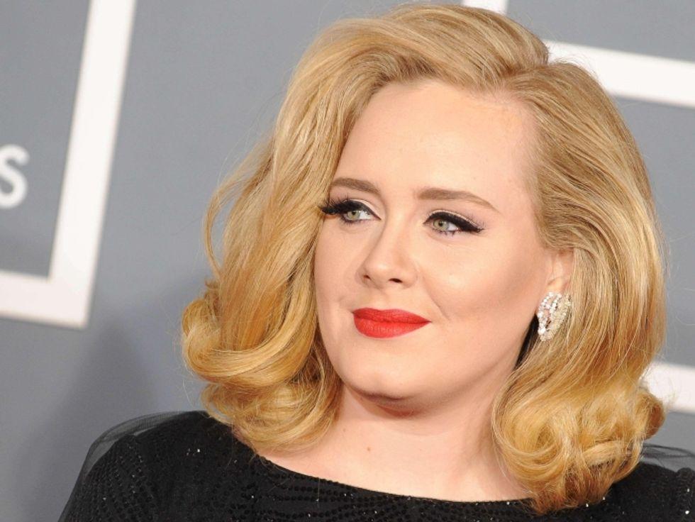 Adele, una mamma che non bada a spese