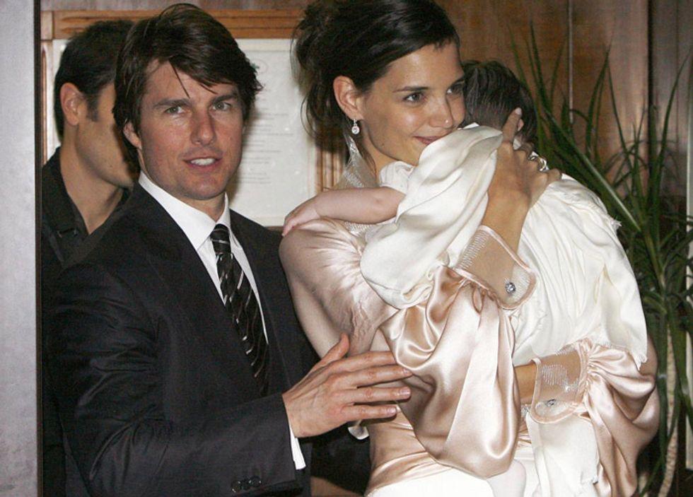 Il divorzio Tom Cruise / Katie Holmes è colpa di Scientology