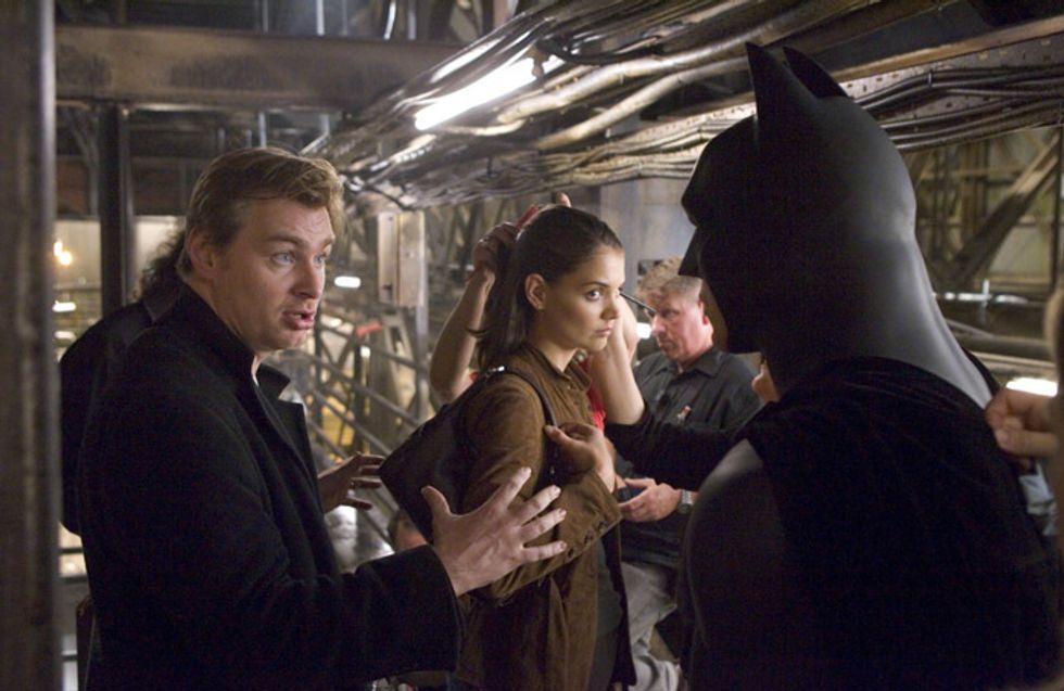 Katie Holmes: neppure Batman ha fermato Tom