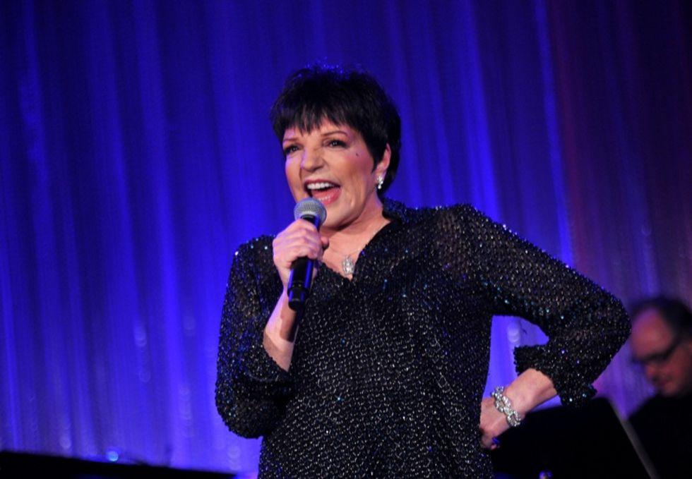 Liza Minnelli, a 70 anni torna in rehab