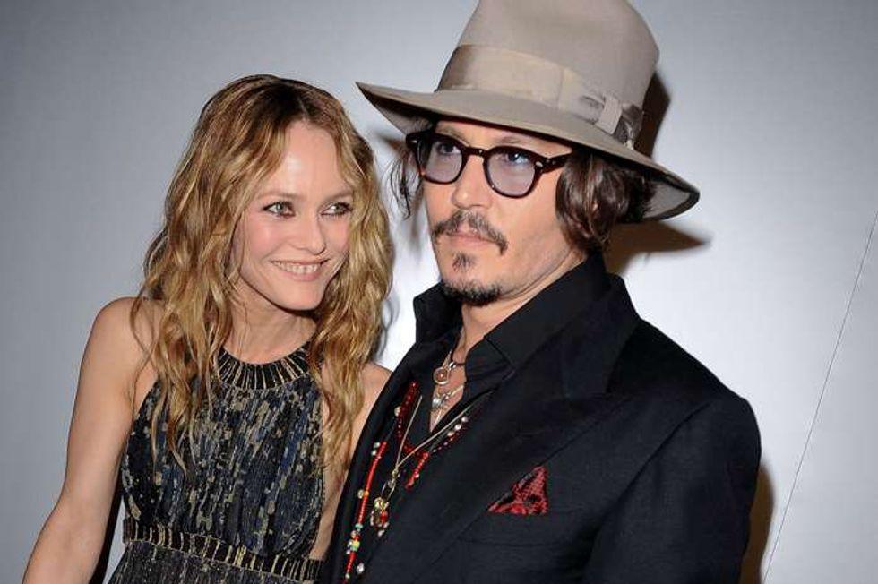 Johnny Depp e Vanessa Paradis: ritorno di fiamma?