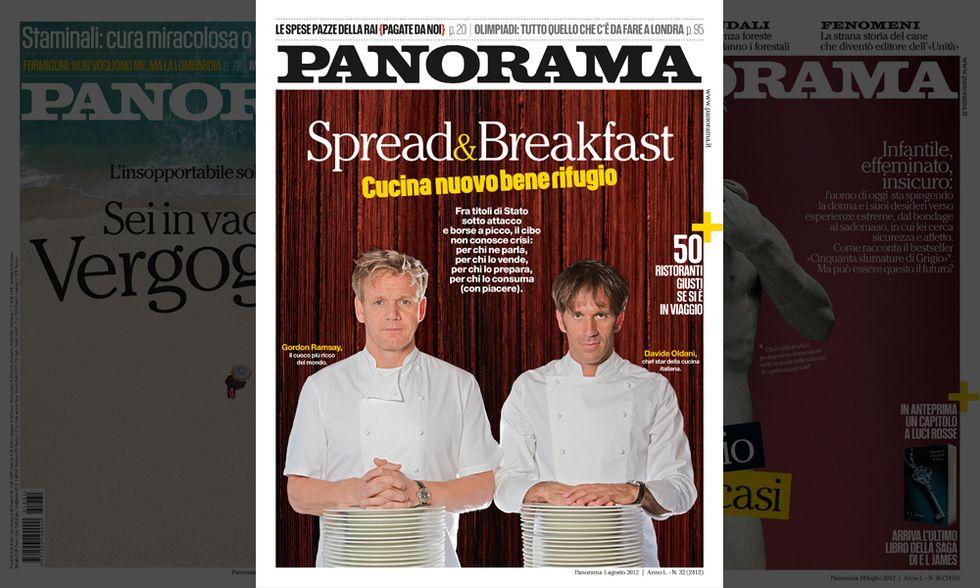 Spread & Breakfast, cucina nuovo bene rifugio - Il numero di Panorama in edicola
