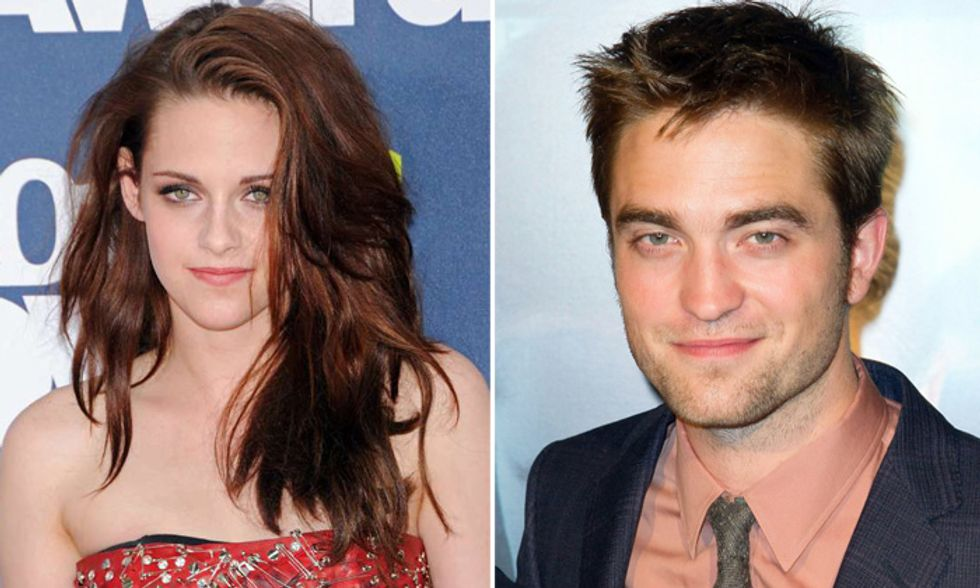 Kristen Stewart ha tradito Robert Pattinson