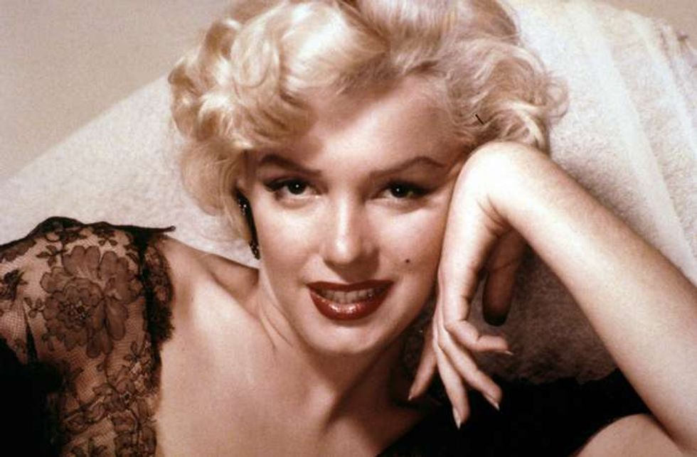 Marilyn Monroe amava (anche) le donne