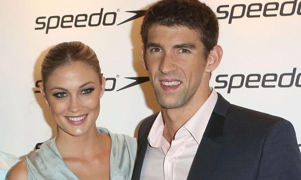 Nuovo amore per Michael Phelps