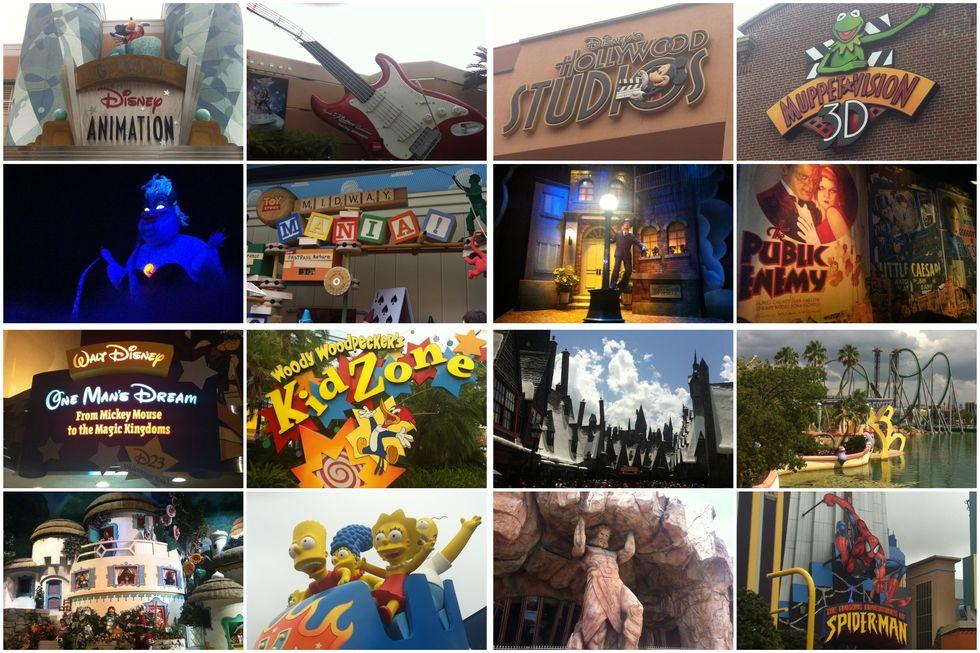 A spasso per gli States: a Orlando tra Harry Potter e Spiderman