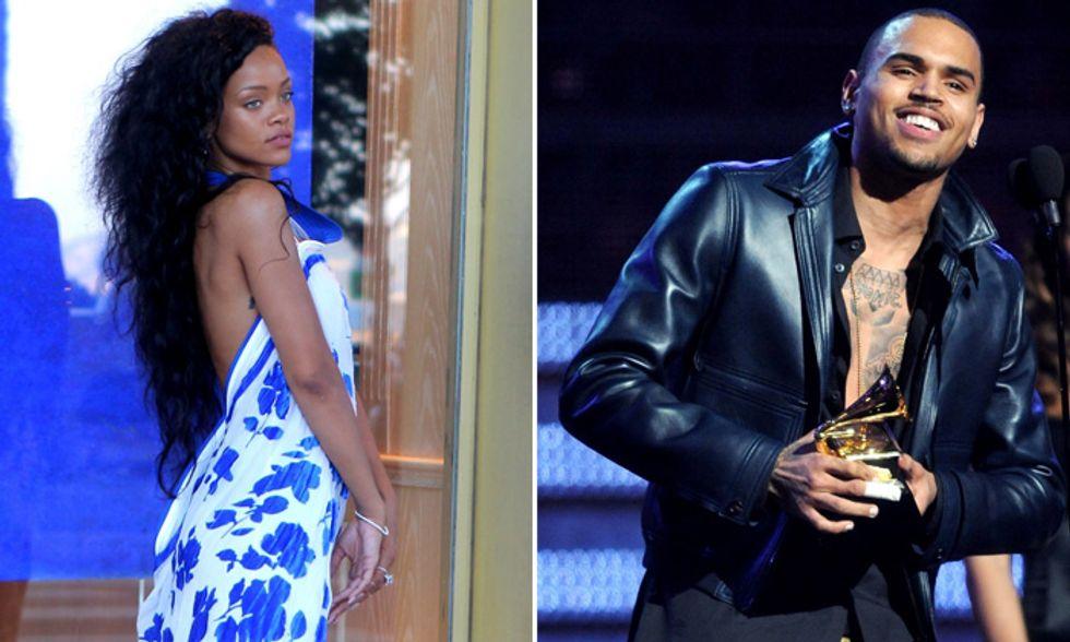 Rihanna, Chris Brown torna alla carica