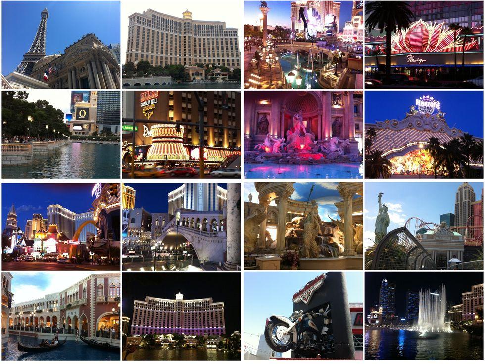A spasso per gli States: Las Vegas un luna park nel cuore del deserto