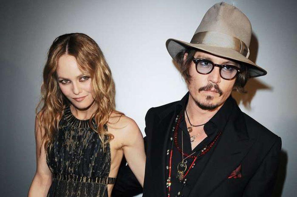 Vanessa Paradis parla di Johnny Depp