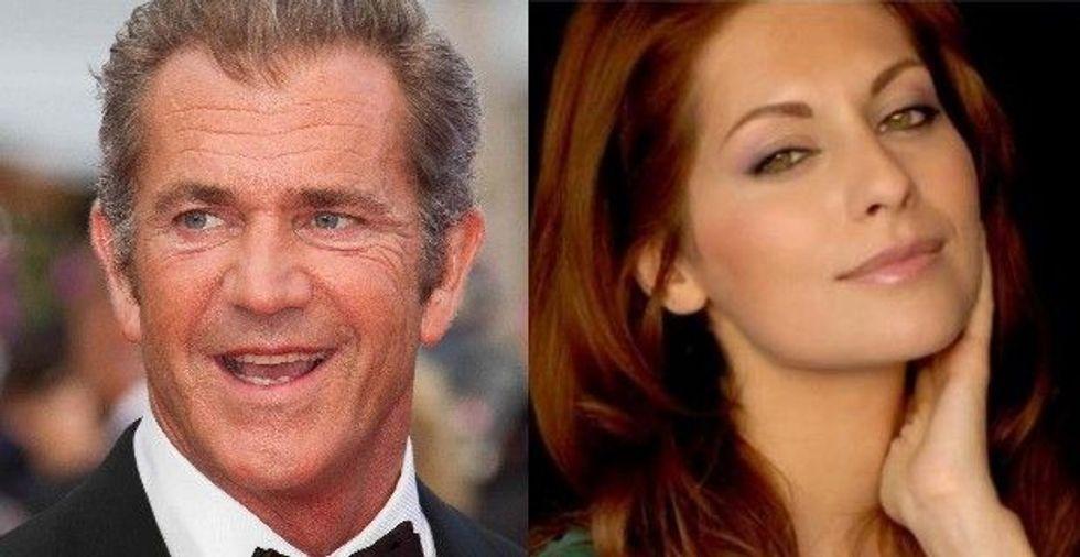 Americani impazziti per la nuova fidanzata (italiana) di Mel Gibson