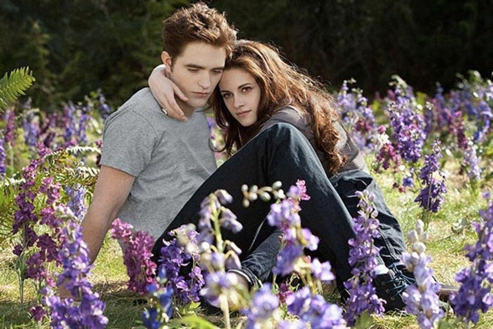 Robert Pattinson e Kristen Stewart insieme sul red carpet di The Twilight Saga: Breaking Dawn – Parte 2