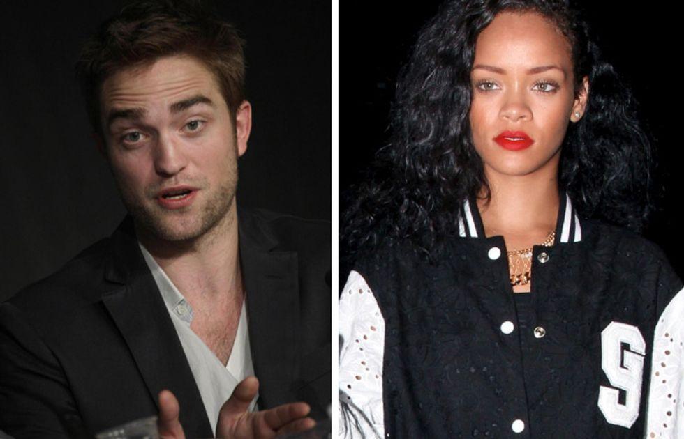 Robert Pattinson riceve sms sexy da Rihanna, ma si riavvicina a Kristen Stewart