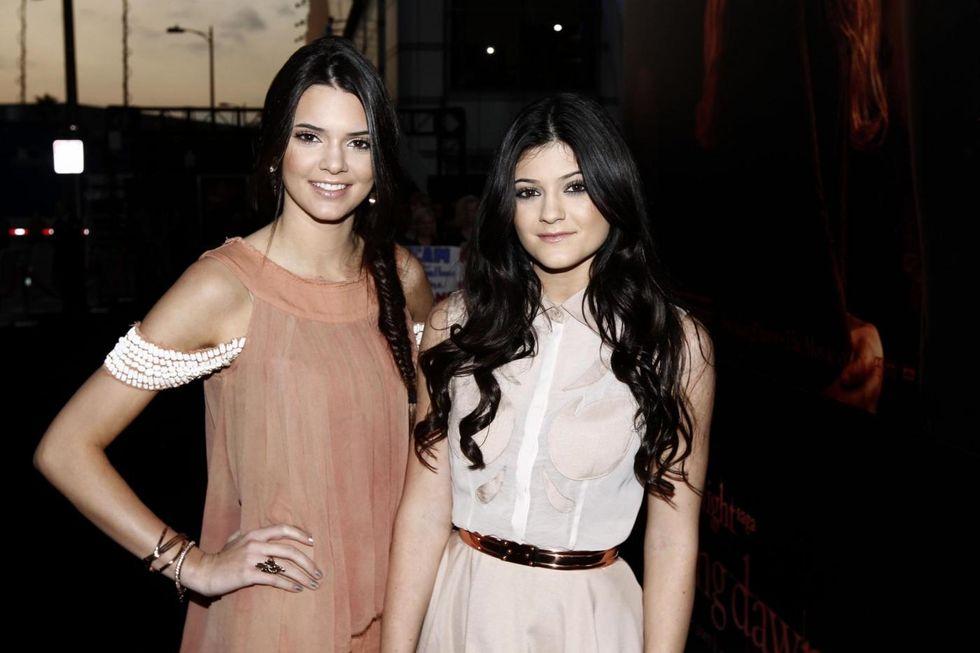 """Kendall e Kylie Jenner: """"Siamo il lato bon ton di casa Kardashian"""""""