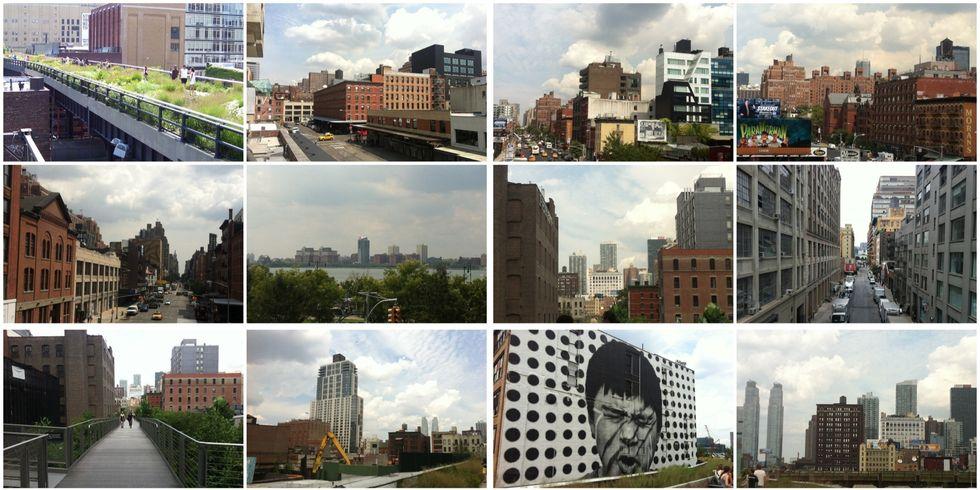 A spasso per gli States: New York vista dall'alto