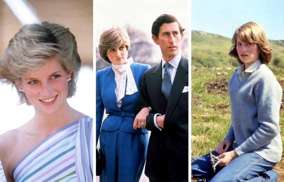 Lady Diana story, come la principessa è diventato un mito