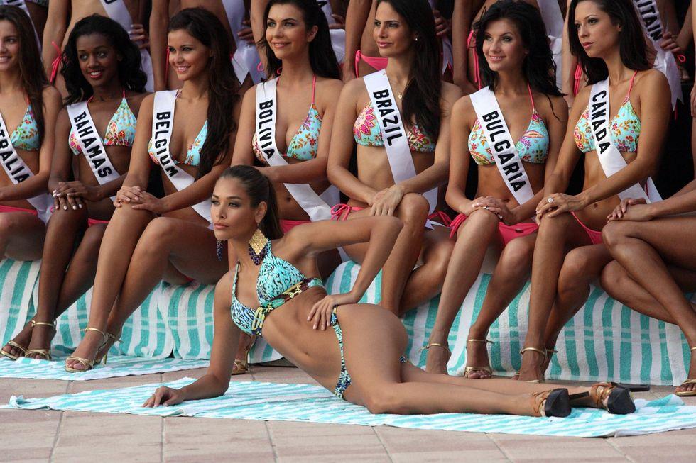 Belle come Belen Rodriguez, dal Venezuela la scuola sforna 'Miss'
