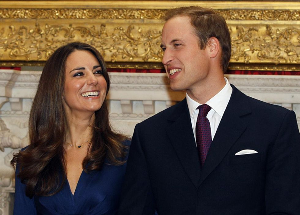 Royal Baby: fiocco rosa in casa reale