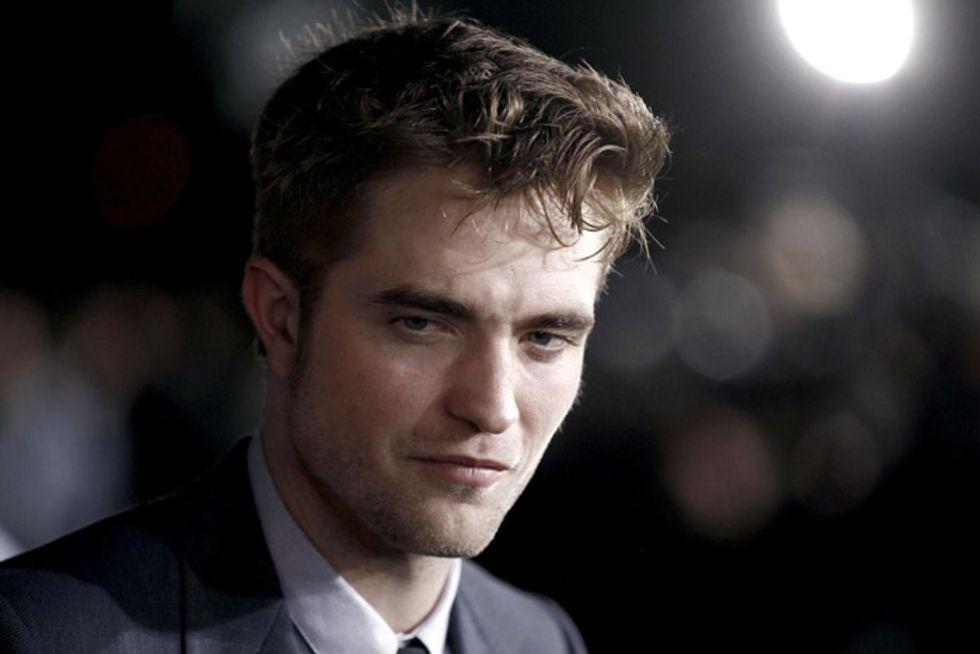 Robert Pattinson è un alcolizzato