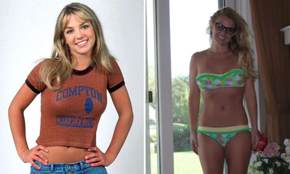 Britney Spears di nuovo in forma: alti e bassi di una popstar senza vie di mezzo