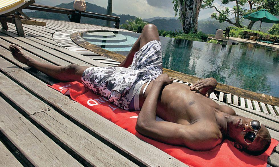 Bolt, l'uomo più veloce del mondo