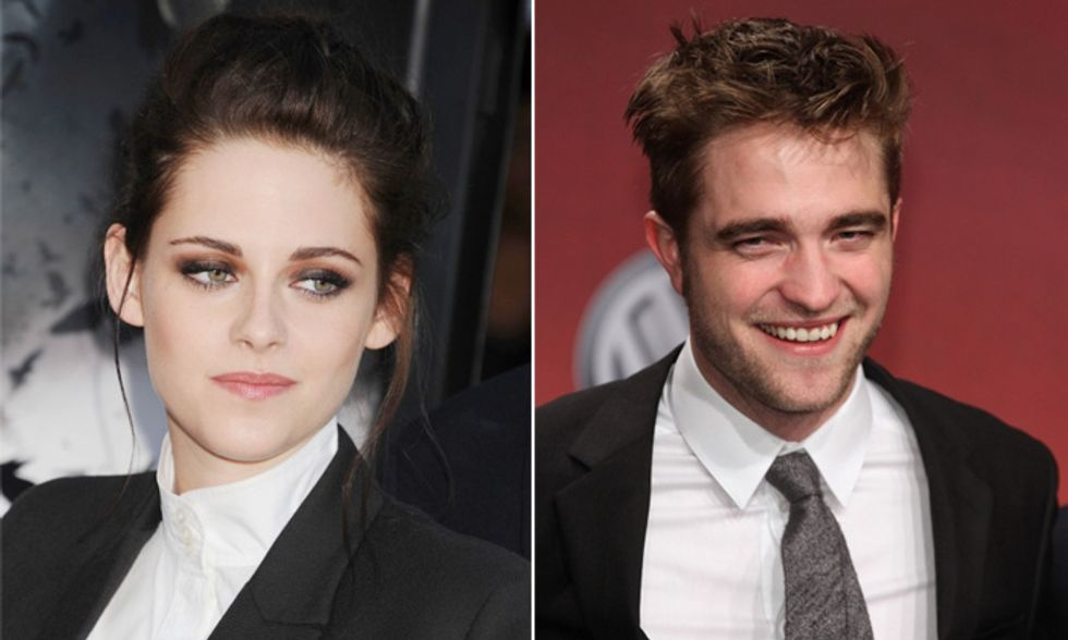 Robert Pattinson perdona Kristen Stewart, Katy Perry permettendo