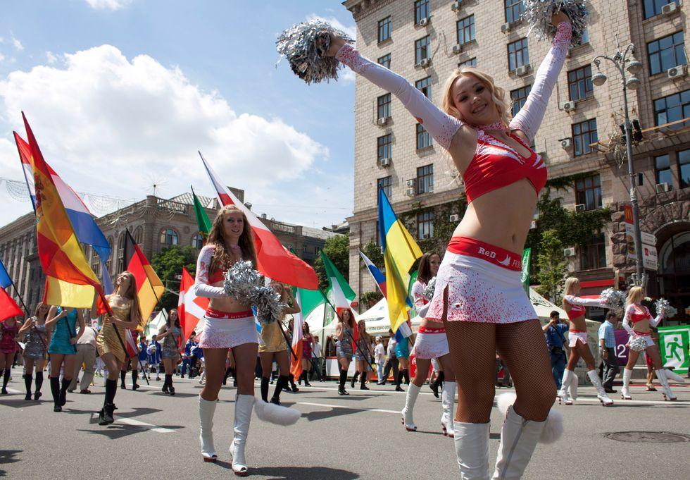Euro 2012: calcio E scommesse