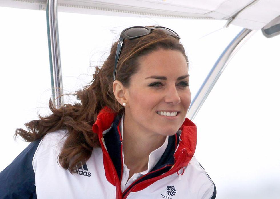 """Twitter e le """"tette"""" di Kate Middleton"""