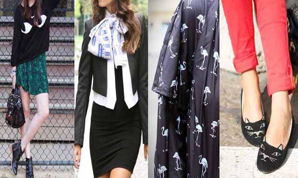 Io aspirante 'fashion blogger' in cerca di celebrità