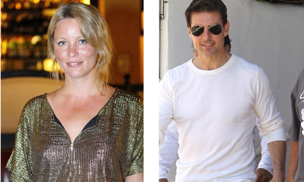 Flavia Vento tenta di rimorchiare Tom Cruise via Twitter