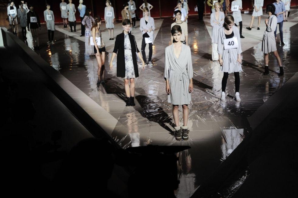 Milano Fashion week, il diario del driver