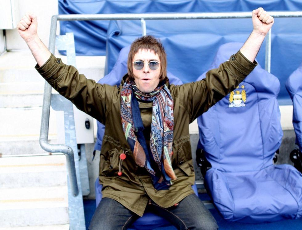 L'ultima follia di Liam Gallagher: al Bernabeu si comporta da ultrà del City e viene cacciato