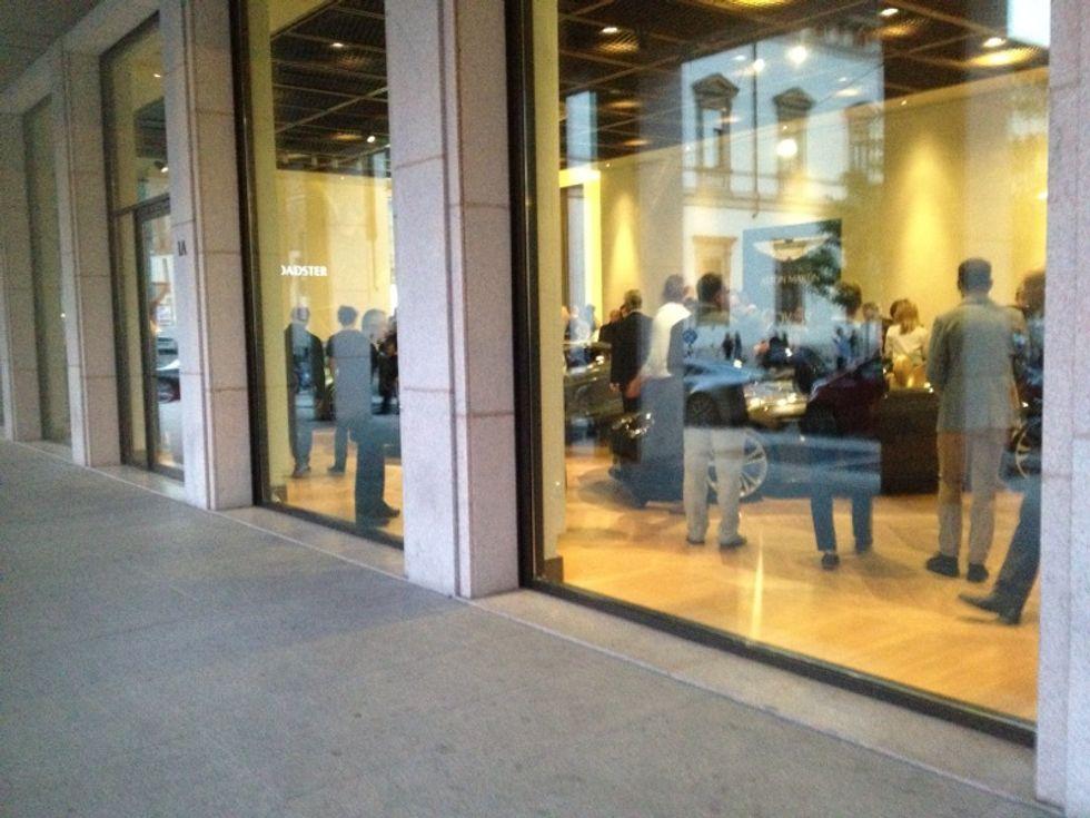Milano Fashion week: il diario del driver/day2