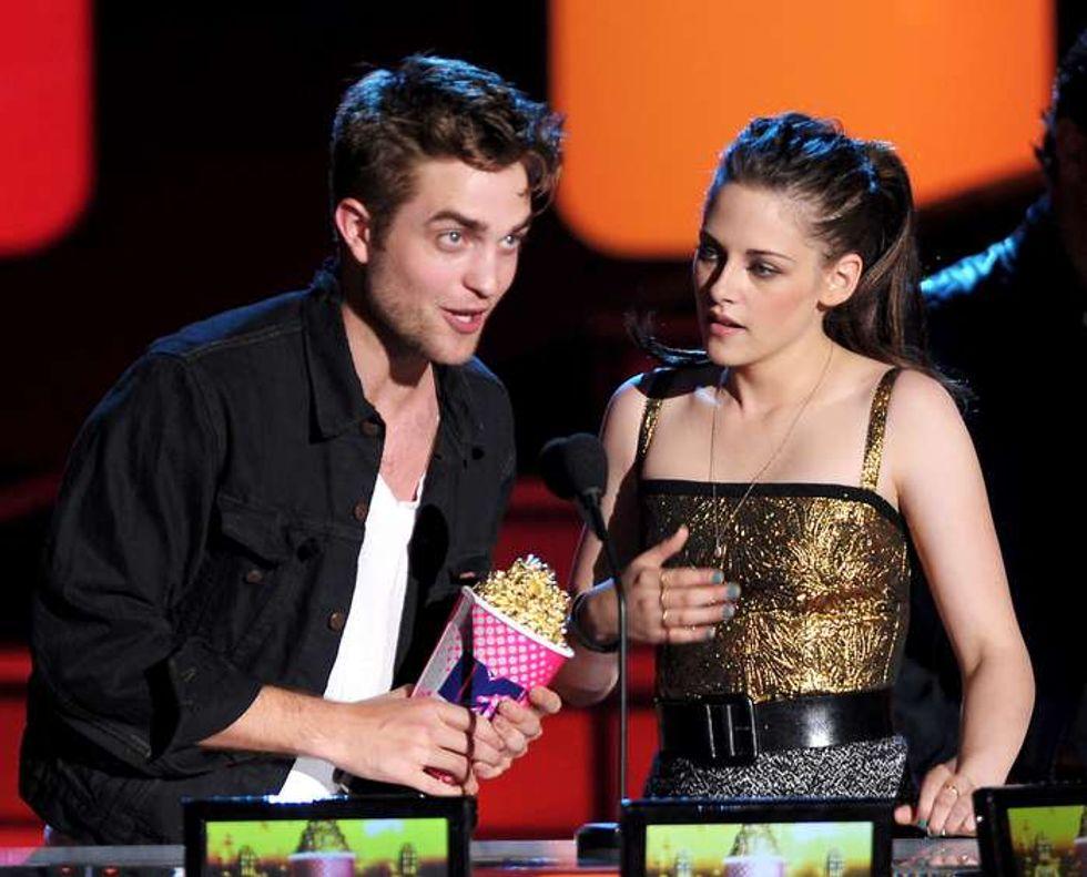 Robert Pattinson e Kristen Stewart, la coppia c'è