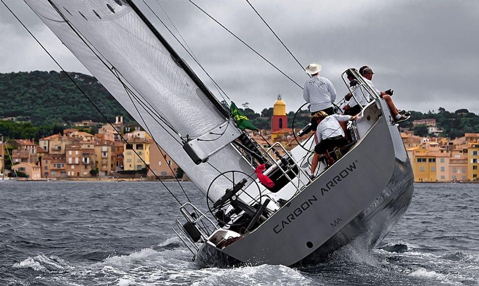 La Rolex Giraglia Cup arriva a Saint Tropez