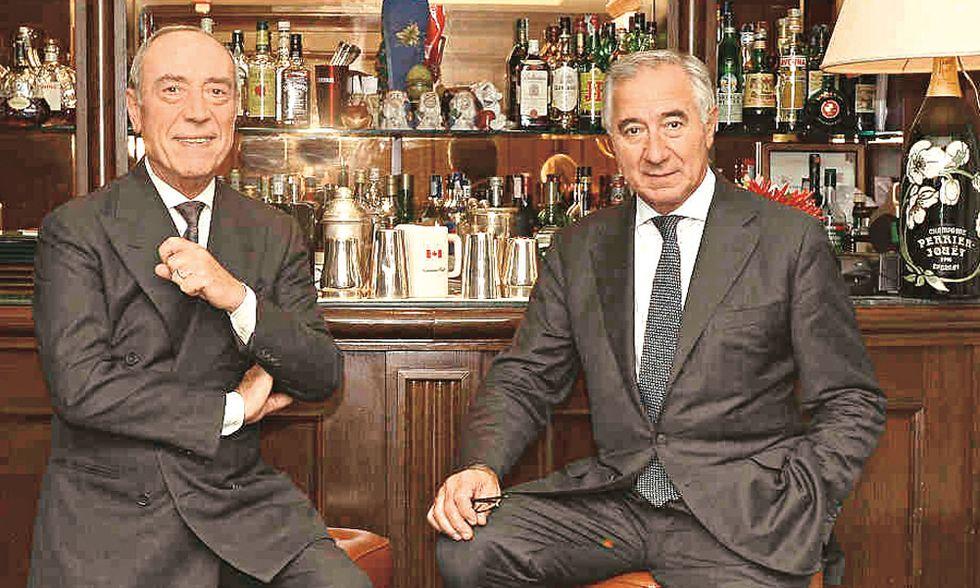 50 anni Del Baretto: nozze d'oro con jet set