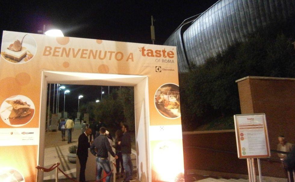 Taste of Roma 2012: il bilancio